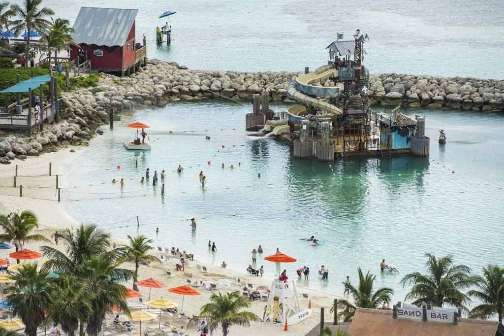 CASTAWAY CAY isla privada Disney Cruise Line españa Un mundo de cruceros