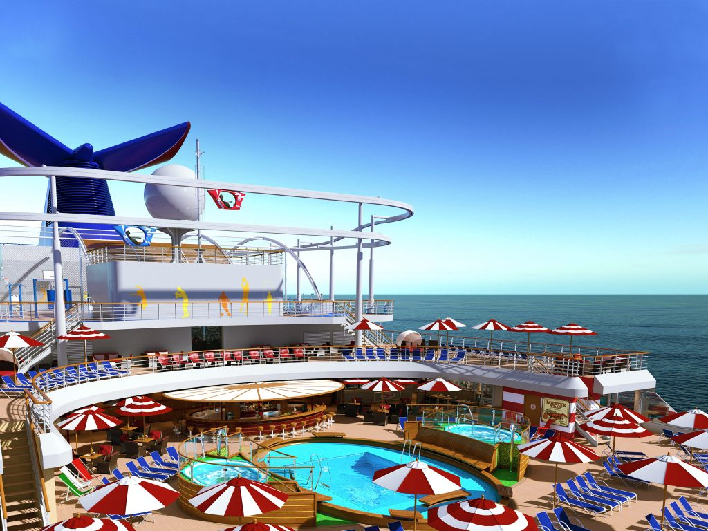 nuevo Carnival Horizon