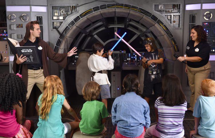 Star Wars en Cruceros Disney