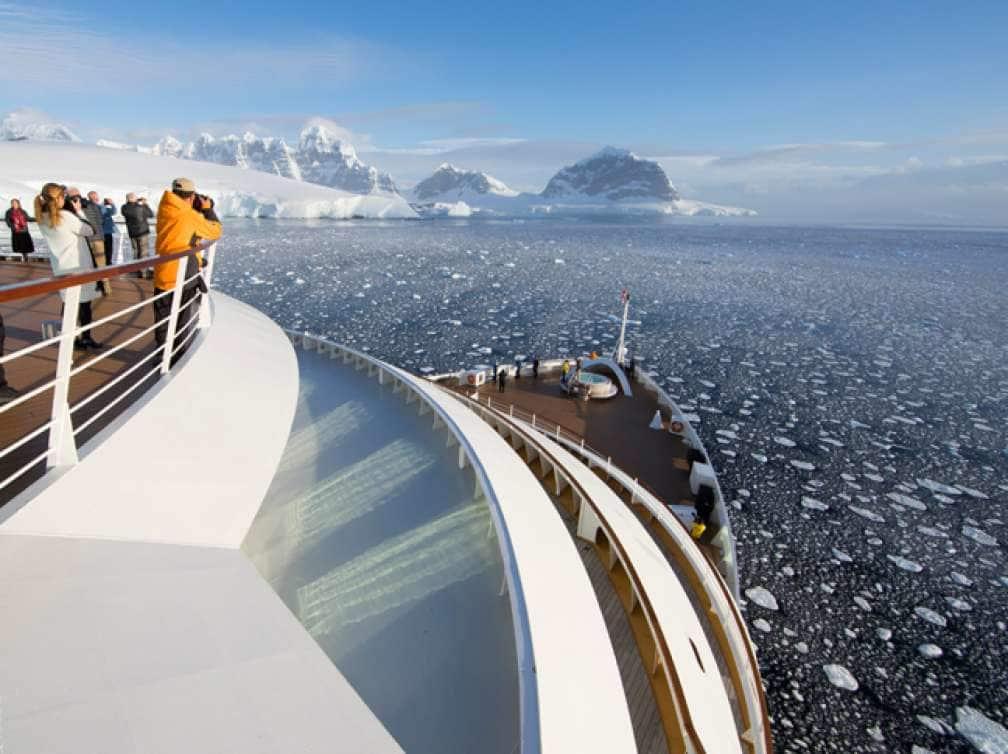 Seabourn Antartida