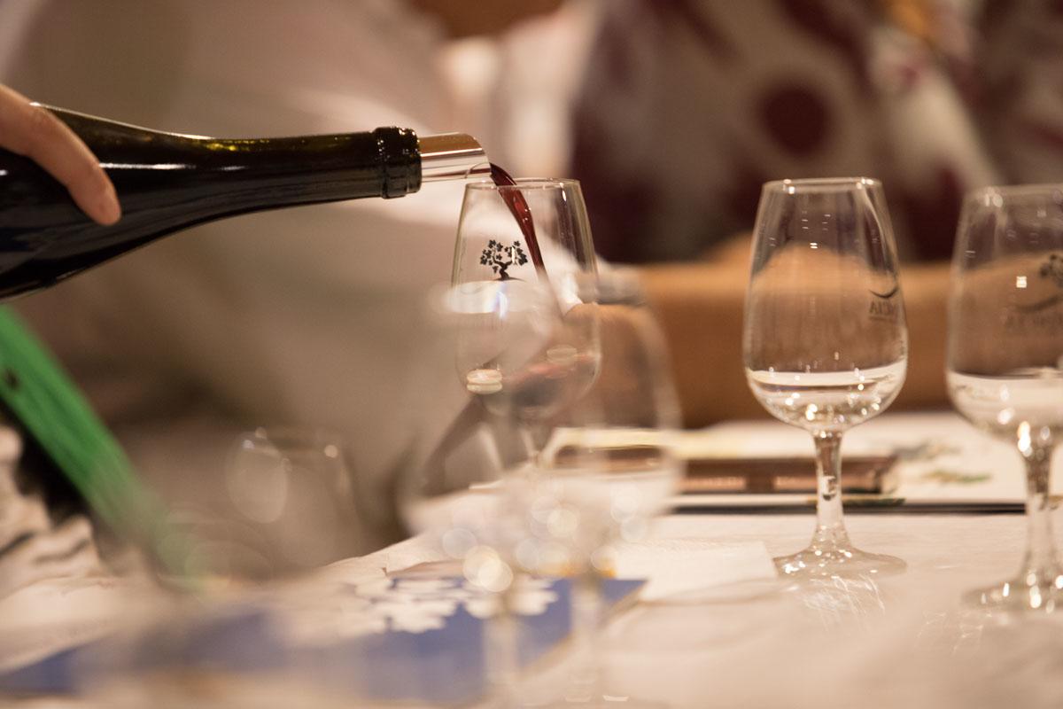 Crucero vino Regent