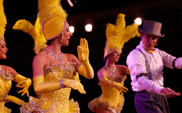 Crystal Cruises Broadway