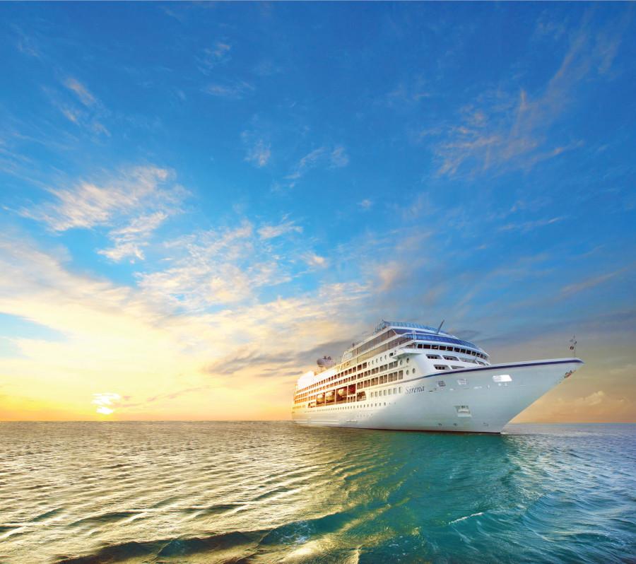 Sirena Oceania Cruises