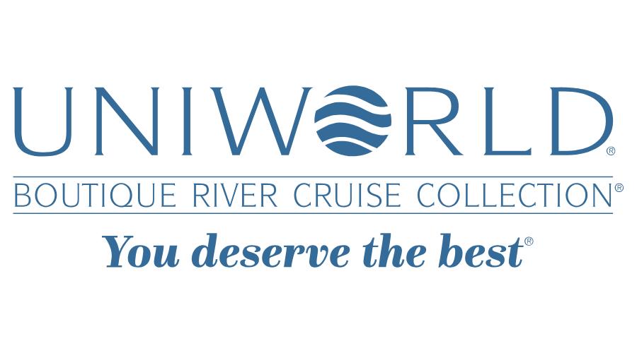 logo uniworld cruises un mundo de cruceros