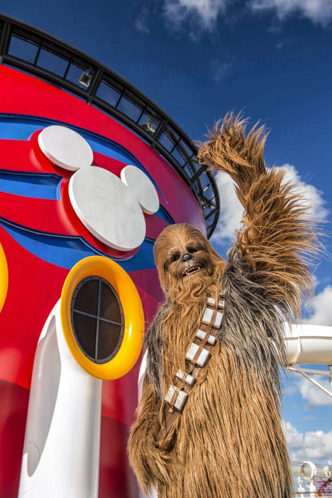 Star Wars at sea Disney Cruise Line españa Un mundo de cruceros
