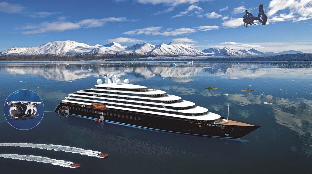 Scenic Eclipse II - Scenic - StarClass Cruceros - Un mundo de cruceros