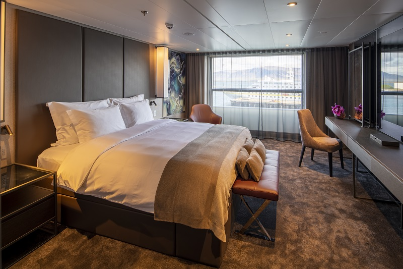 Scenic Eclipse I Starclass Cruceros Un mundo de cruceros Scenic Cruises