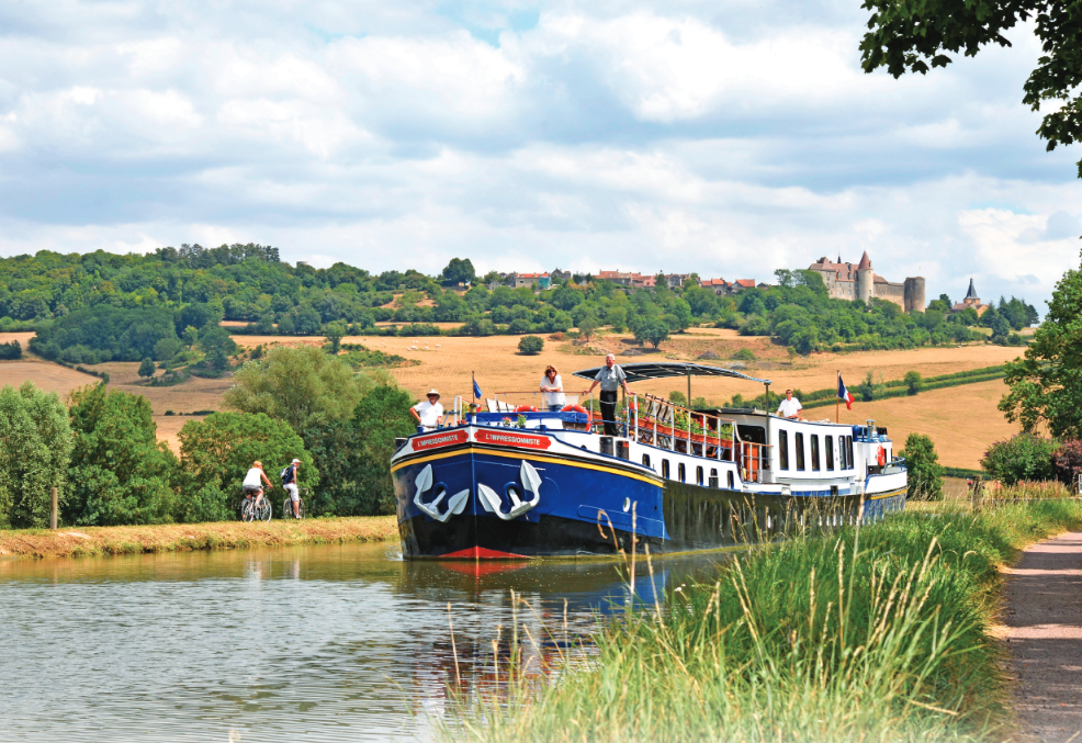European Waterways Un mundo de cruceros