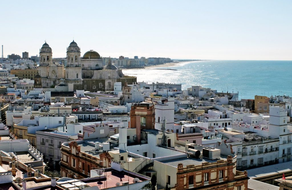 Cruceros Fluviales Guadalquivir Croisieurope Un mundo de cruceros panoramica de Cádiz