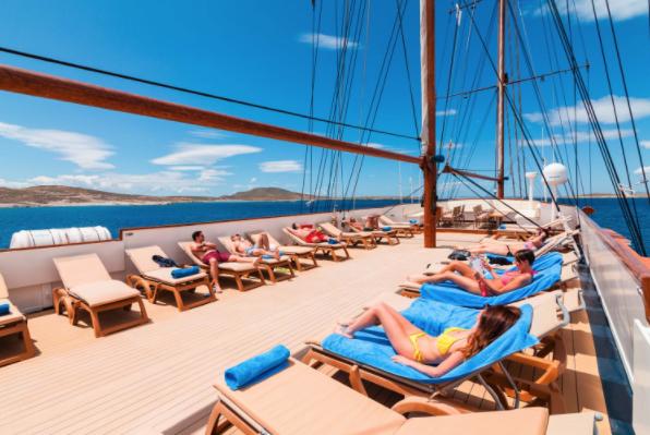 Variety cruises navegará en verano 2020 por Islas griegas un mundo de cruceros