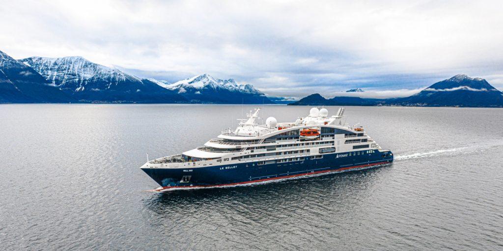 Crucero por la salvaje y secreta Islandia le bellot