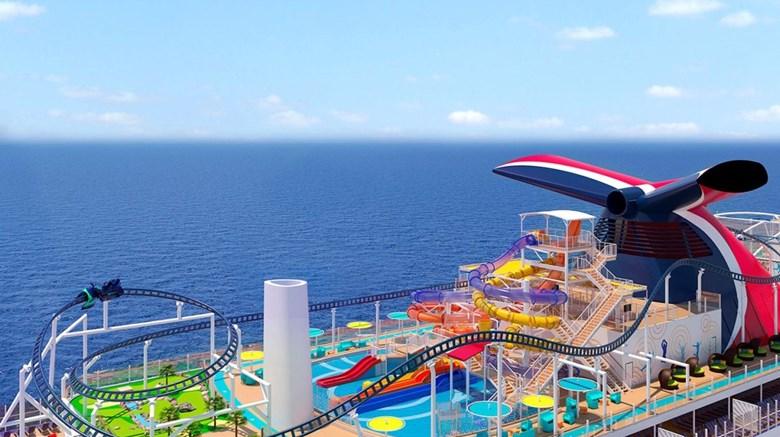 Carnival Celebration, el nuevo barco de Carnival