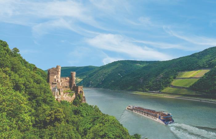 StarClass presenta el crucero por el Rin en castellano con AmaWaterways