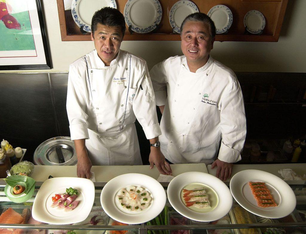 Cocina asiática en todos los barcos de Crystal Cruises